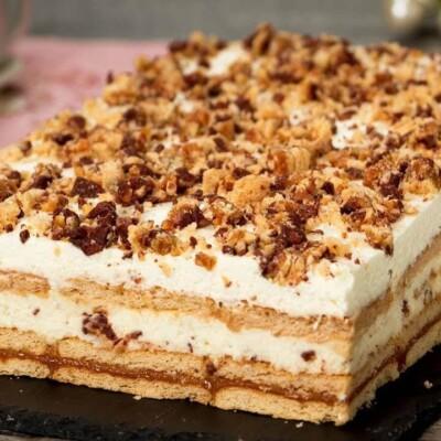 Recette facile et rapide avec dessert