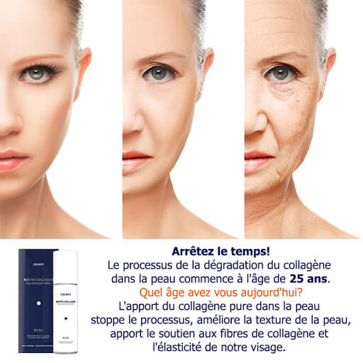 collagene peau
